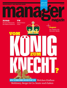 Consulting Impact Study im Manager Magazin